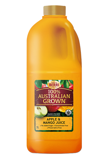 Apple & Mango Juice