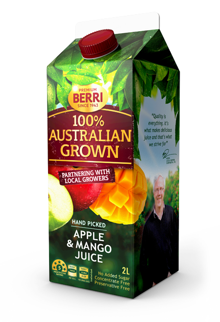 Apple & Mango Juice